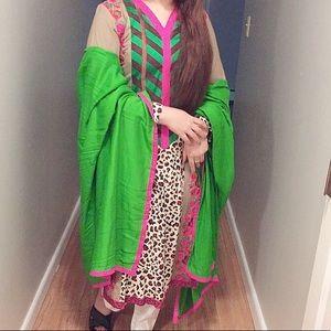 Pakistani shalwar kameez 2 pc Designer kurta